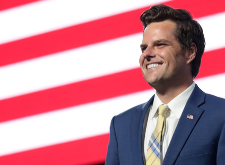 Gaetz cruises to GOP primary win in reelection battle, says 'voters reward fighters' (via FOX News)