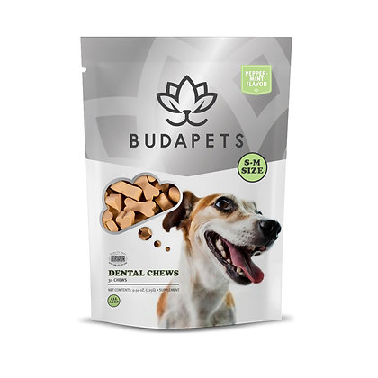 DENTAL CHEWS  Original Formula for  Small - Medium Dogs Peppermint Flavor