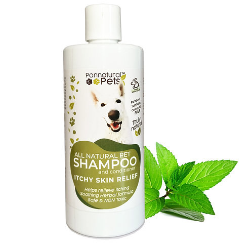 Pannatural Pets Itchy Skin Relief Shampoo