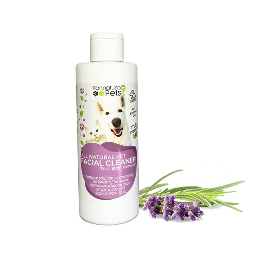 Pannatural Pets Facial Cleanser – Fur Stain Remover