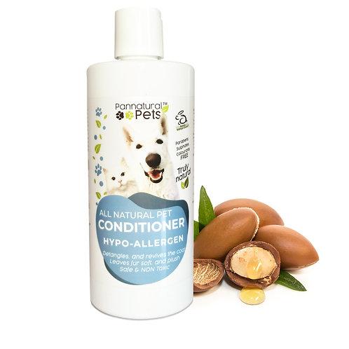 Pannatural Pets Hypo Allergenic Conditioner