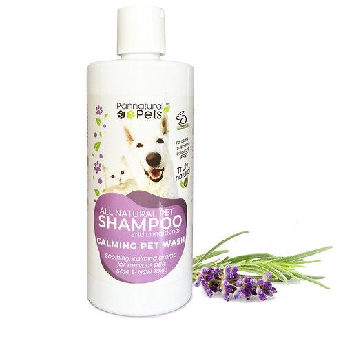 Pannatural Pets Calming Shampoo