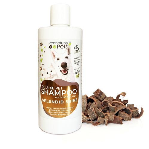 Pannatural Pets Deluxe Splendid Shine Shampoo