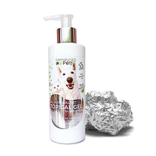 Pannatural Pets Silver Shield Topical Gel