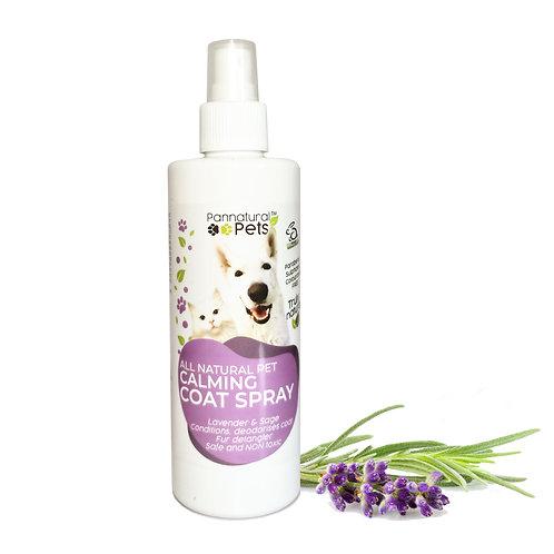 Pannatural Pets Calming Coat Spray – Detangler & Deodoriser