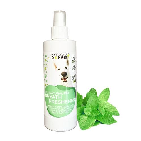 Pannatural Pets Breath Freshener