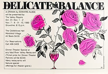 A Delicate Balance poster, 1980.webp