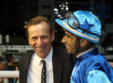 How John Size learned to love Happy Valley again & why he is favourite to make it 5 titles straight