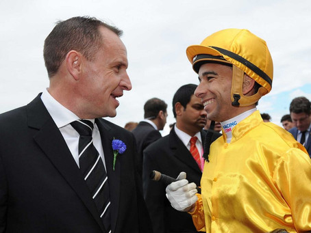 Why would Chris Waller be interested in Hong Kong anyway? You be the judge