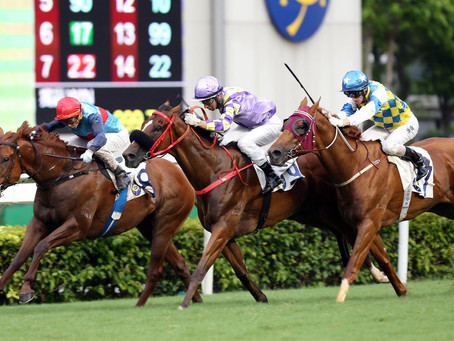 Heavyweight title bout a stunning denouement to the Year Of Jockeys in Hong Kong