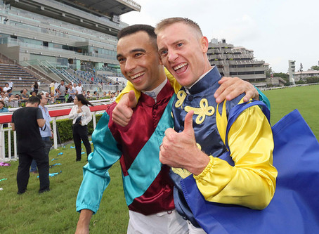 Will the jockey show be back out front in 2019-20?