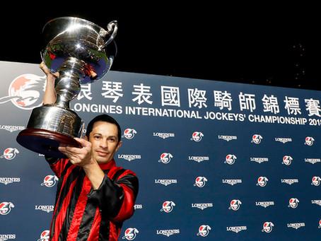 Why the International Jockeys' Championship is a minefield