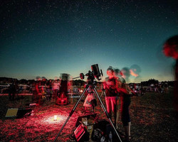 2019 Blue Hole Star Party
