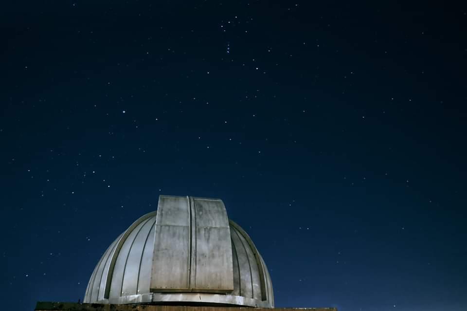 TXST Observatory by Navid Hemmati