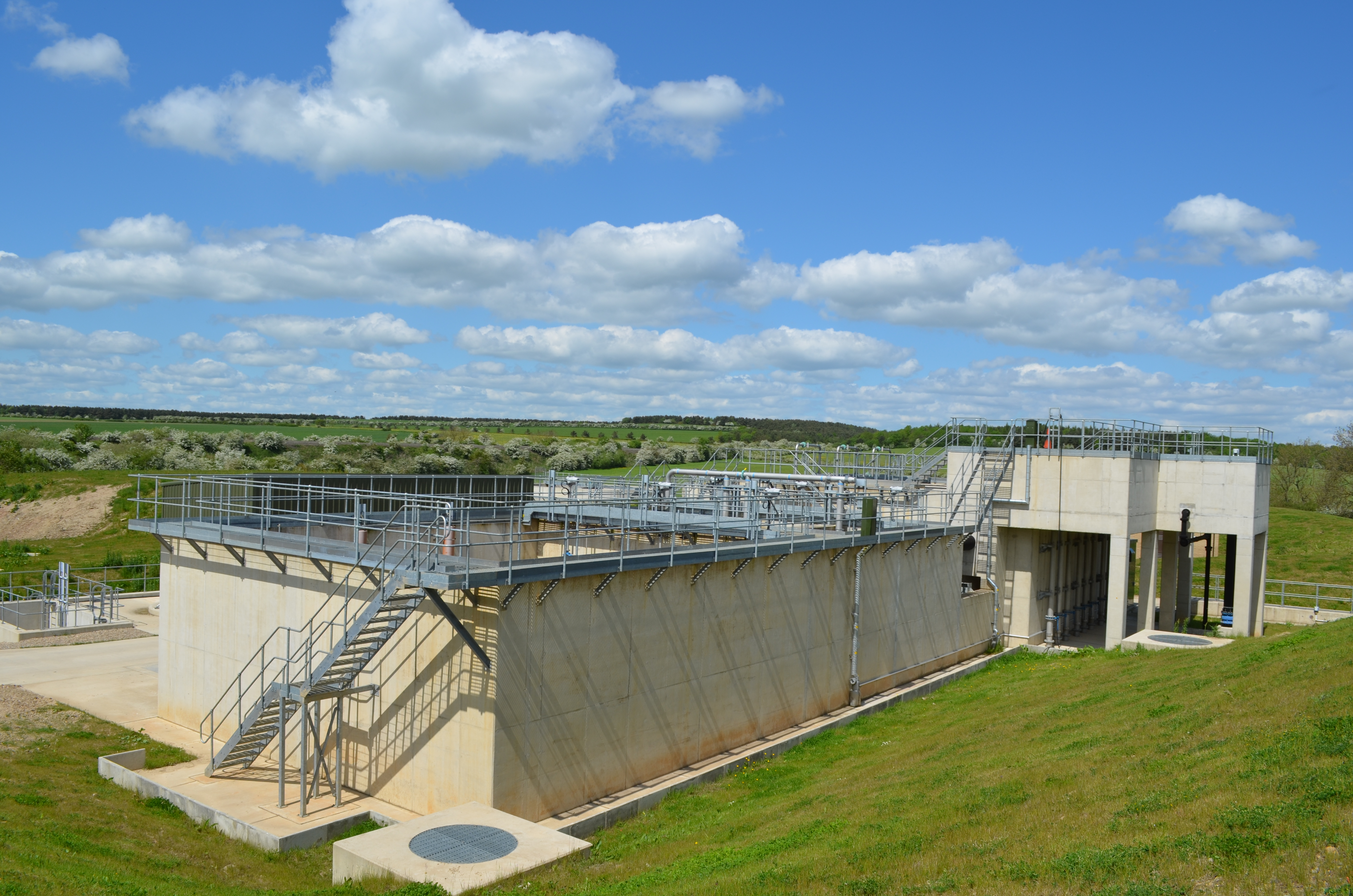 Waste Water Treatment Works