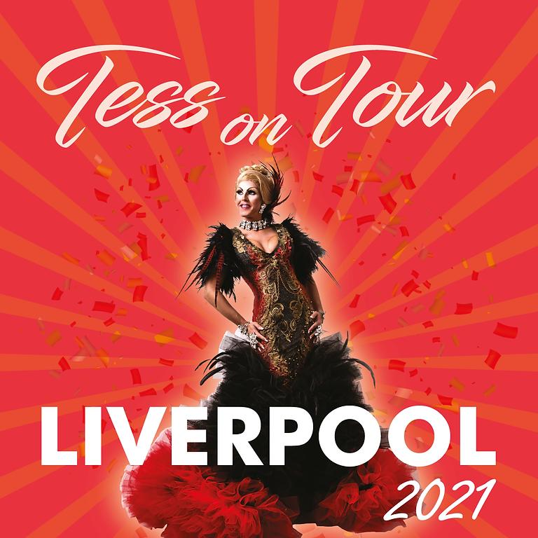 Tess on Tour Liverpool