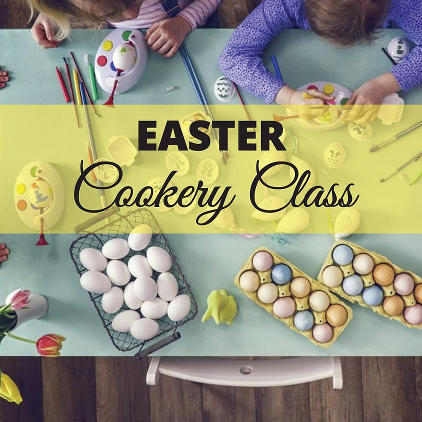 Angel Trust Little Chefs - Easter Cookery Class