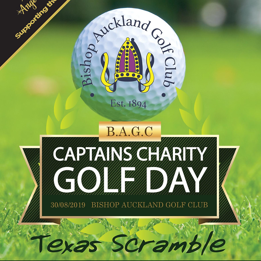 B.A.G.C Captains Charity Golf Day