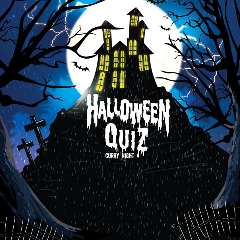 Halloween Quiz & Curry Night