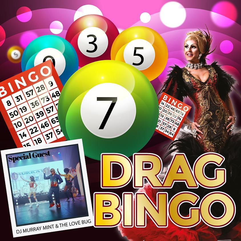 Angel Trust Drag Bingo