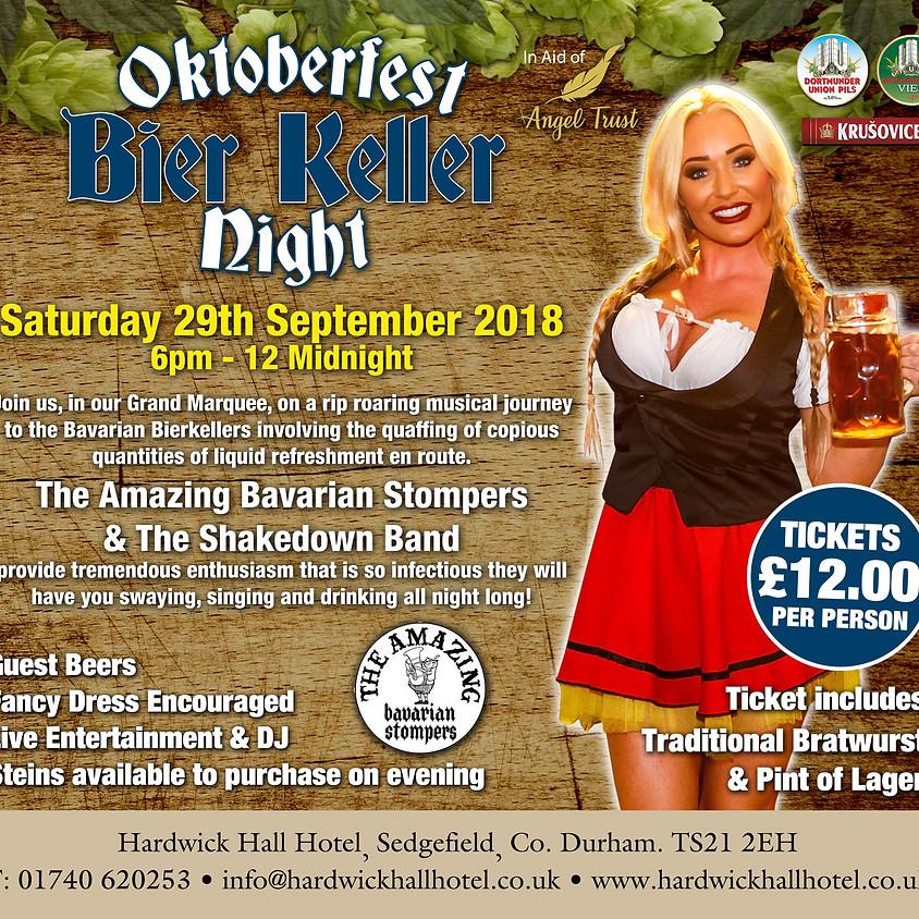 Oktoberfest Bier Keller Night