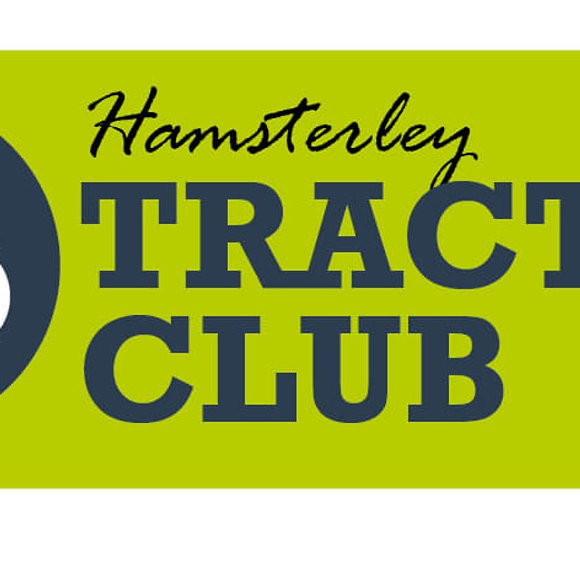 Hamsterley Tractor Club Charity Night