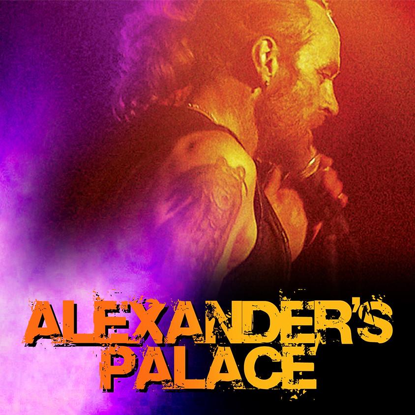Alexanders Palace Charity Band Night