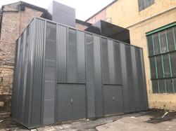 Stephenson's Boiler Shop Newcastle