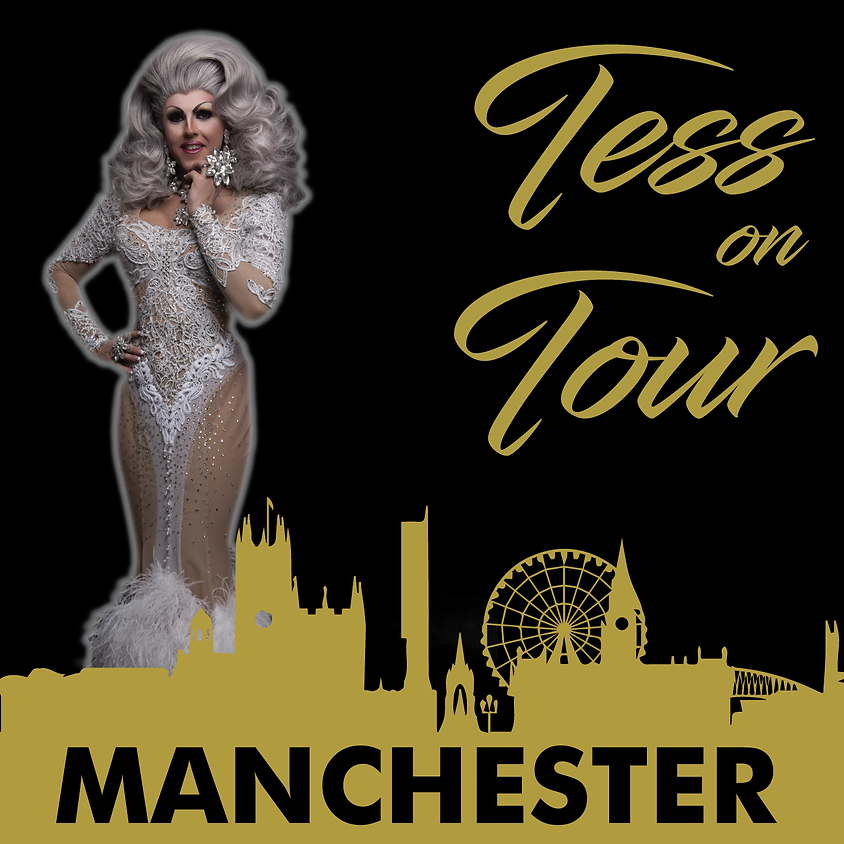 £110 TOP UP Tess On Tour - Manchester 2020