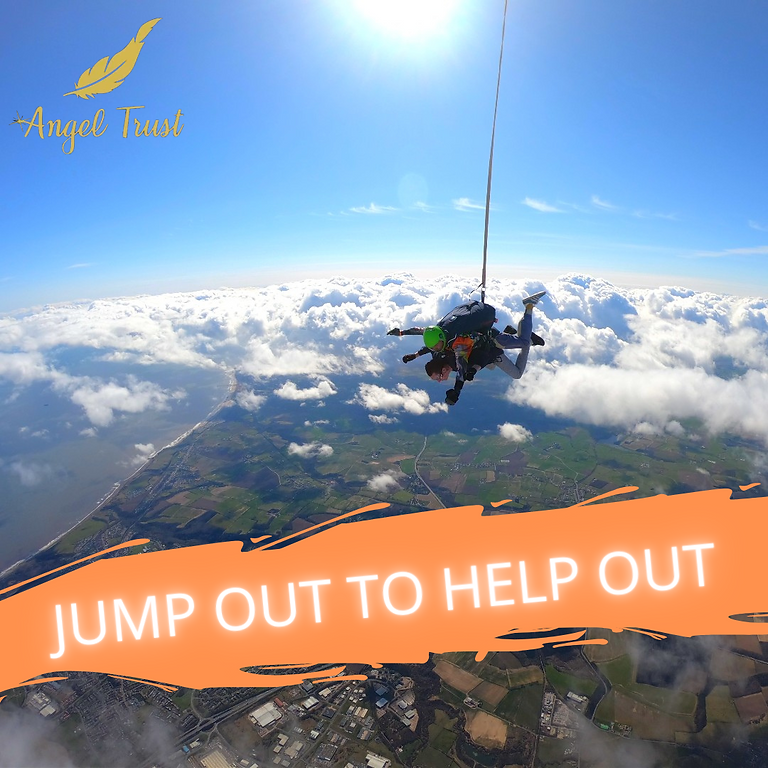 Angel Trust Take To The Skies