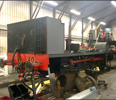 The rolling chassis at Wolsingham depot.png