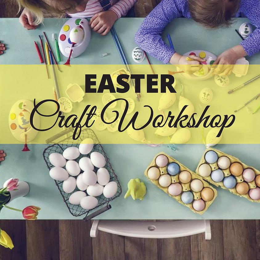 Angel Trust Little Chefs- Easter Cookery Class (1)