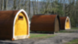 Stag Lodge Homes Glamping Pods