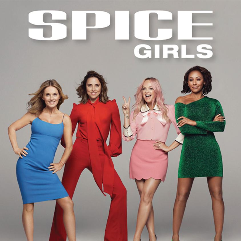Spice Girls Tour Raffle