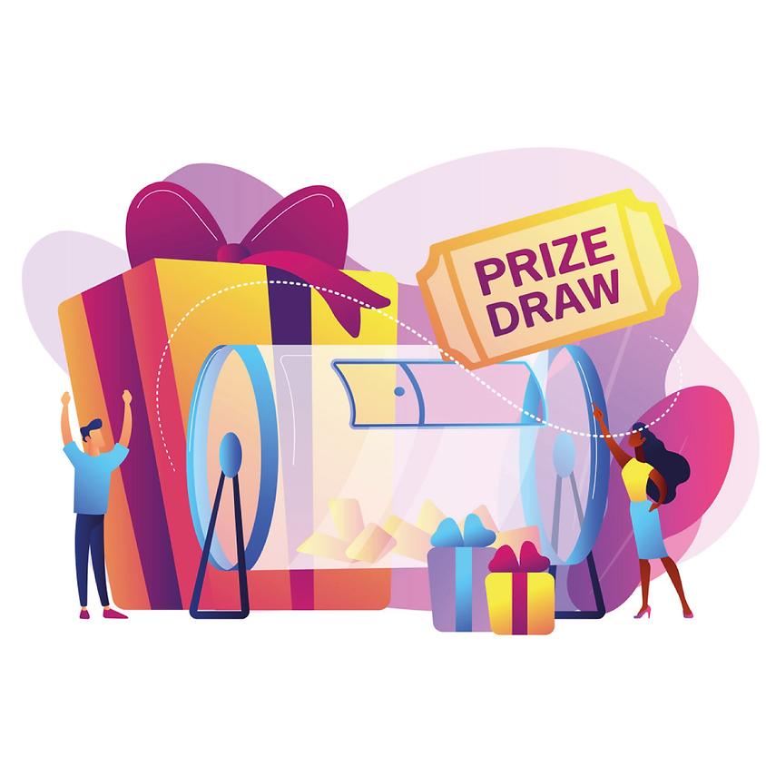 Angel Trust Prize Draw