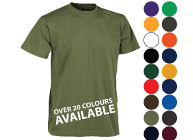 T Shirts (free text logo, stitch or vinyl)