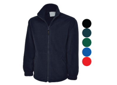 Fleeces (free text logo, stitch or vinyl)