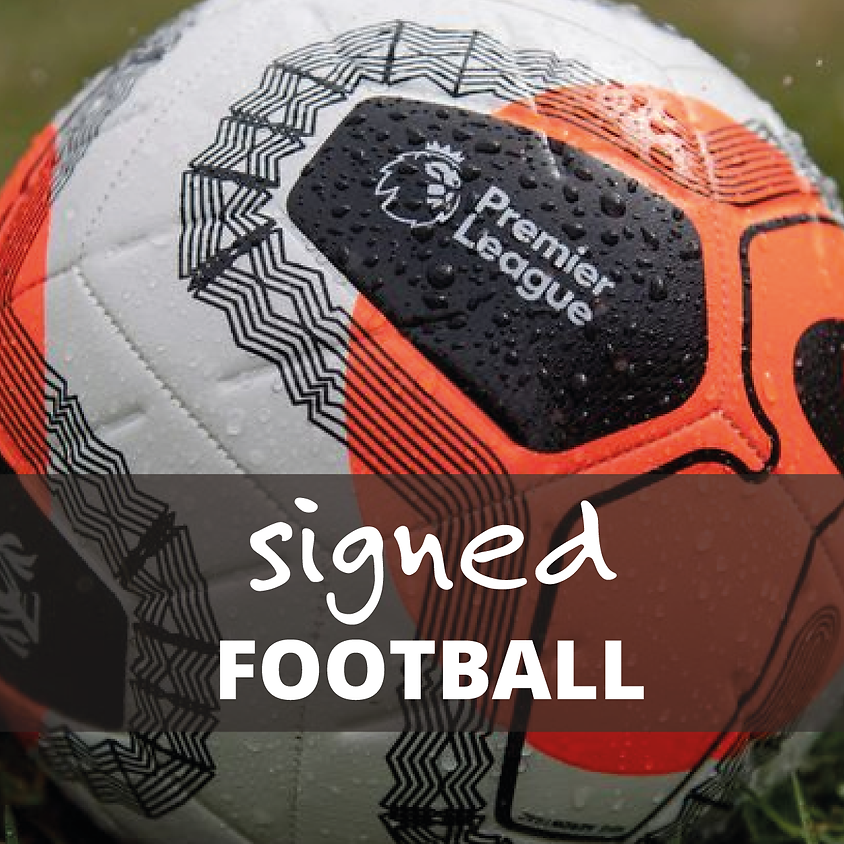 Win a Signed Newcastle United Football