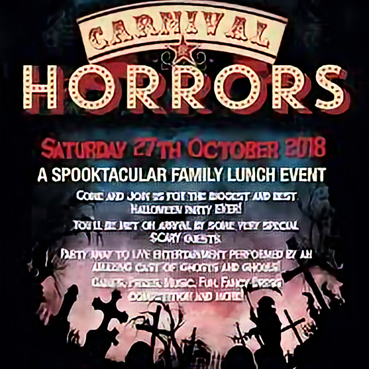 CARNIVAL OF HORRORS FAMILY LUNCH