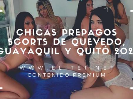 Quevedo - Chicas Prepagos independientes disponibles, tarifas desde 40 la hora con tratos de novios.