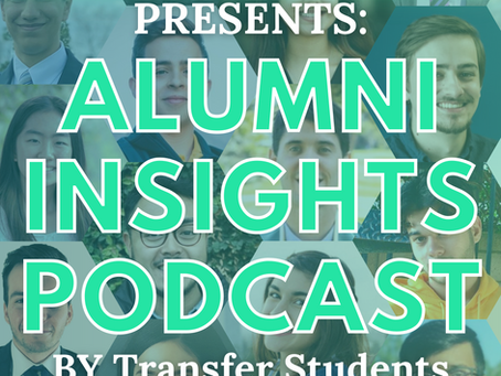 Transfer Student Advice - Now in Podcast Form!