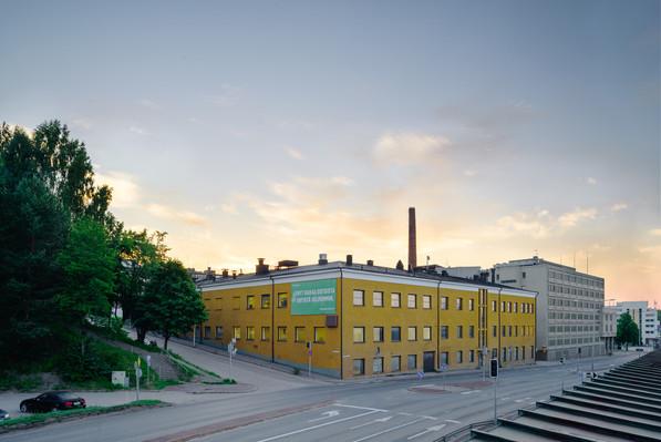 Kiinteistön mainoskuvaus Vientikerma Lahti