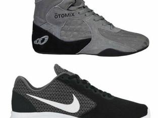 WHAT TYPE OF FOOTWEAR TO WEAR WHEN TRAINING?