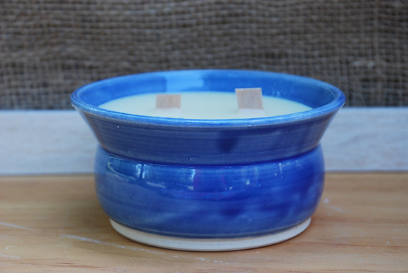 Large Blue CitronellaCandle