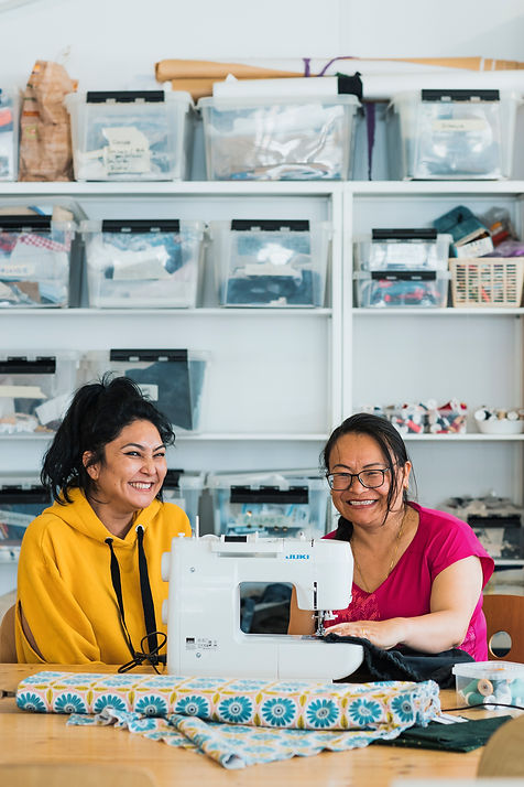 Social Fabric Sewing Courses Zurich