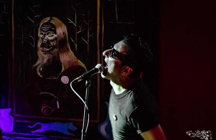 Igor Martínez (Santi Delgado y los Runaway Lovers)