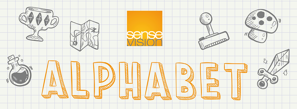 Sense.Vision Alphabet