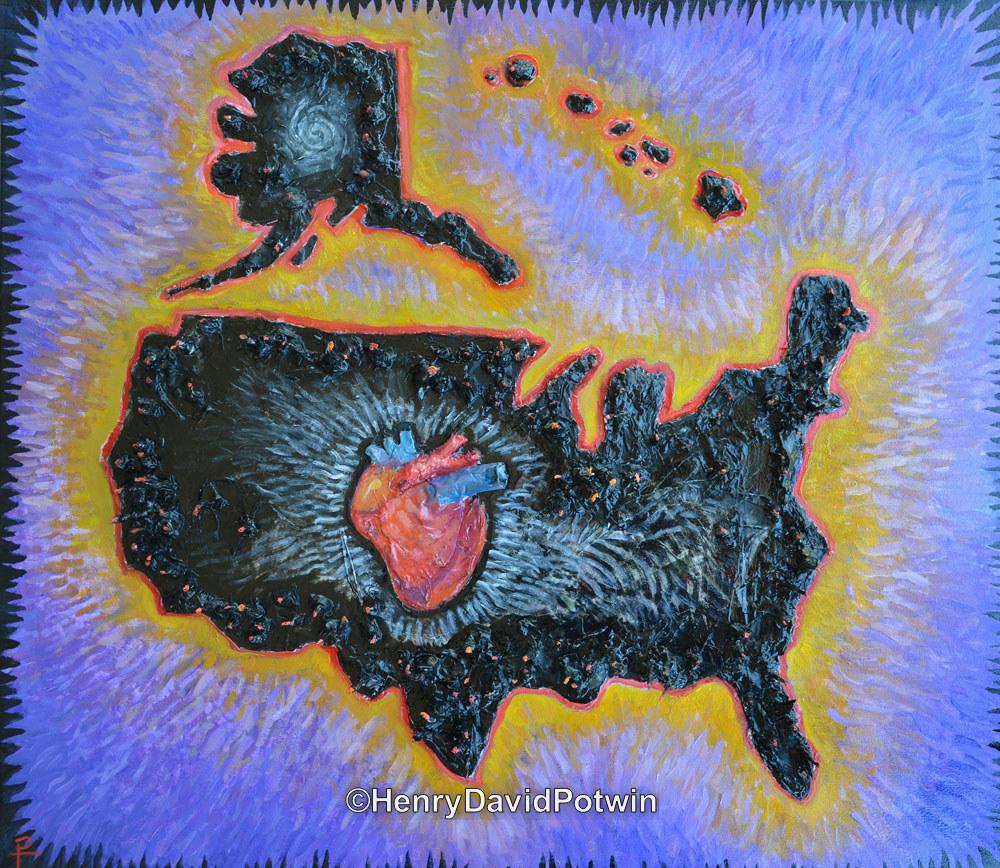 "Heartland - 2014 28X32"""