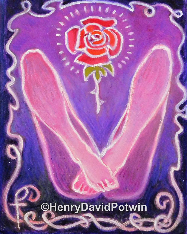 """Rose - 2013 13X10"""""""
