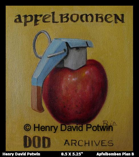 """Apfelbomben - 2006 9X8"""""""